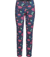 crop leisure trouser casual byxor lila gerry weber edition
