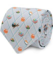 men's sushi tie