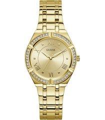 reloj guess mujer cosmo/gw0033l2 - dorado