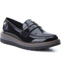 zapatos casuales para mujer marca xti color negro xti - negro