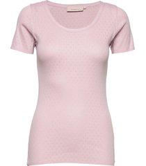t-shirt t-shirts & tops short-sleeved rosa noa noa