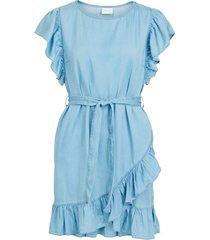 klänning vigraze bista cap sleeve dress