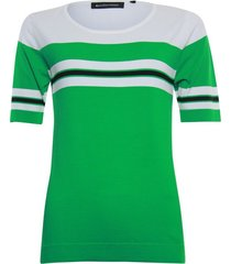 anotherwomen 912106 top green-black-ivor