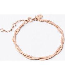 loft herringbone twist bracelet
