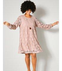 jurk angel of style oudroze