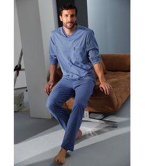 pyjama ammann lichtblauw