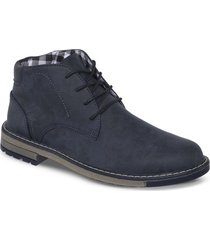 botas francois azul croydon