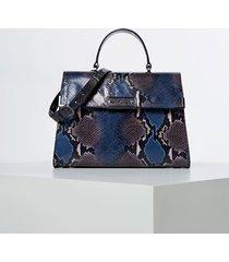 skórzana torebka model belle luxe