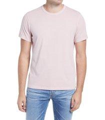 men's madewell garment dyed allday crewneck t-shirt, size xx-large - ivory