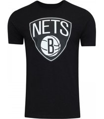 camiseta nba brooklyn nets big logo