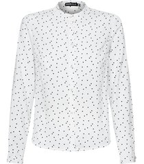 koszula black dots