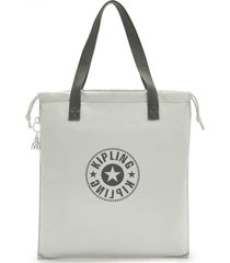 bolso new hiphurray blanco kipling
