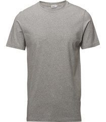 m. lycra tee t-shirts short-sleeved grå filippa k