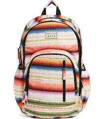 billabong roadie backpack - orange