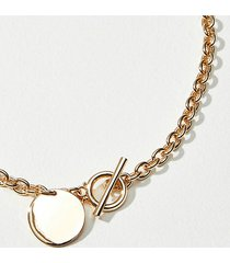 loft chunky chain necklace