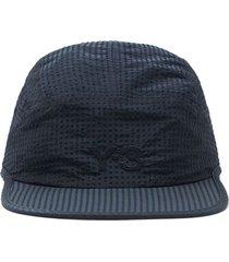 y-3 flat-peak baseball cap - blue