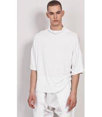t-shirt oversize white