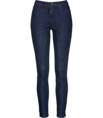 formande jeans i superstretchmaterial
