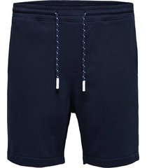 korte joggingbroek jefferson donker blauw