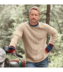 handsome defined sweater