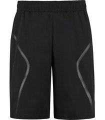 a-cold-wall techno fabric shorts