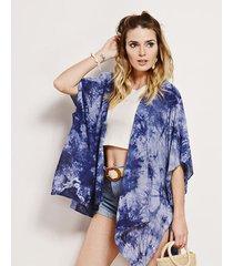 kimono azul nuevas historias batik 90x140 la148-48