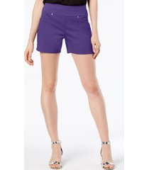 inc pull-on shorts, created for macy's