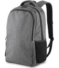 mochila para notebook topget tgm14 cinza escuro mesclado