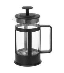 cafeteira prensa francesa 350ml vidro metal