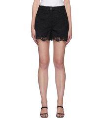 'lena' lace shorts