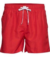 jbs swim shorts badshorts röd jbs