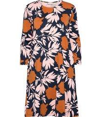 aretta pionipensas dress knälång klänning multi/mönstrad marimekko