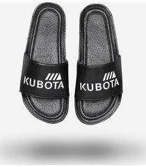 klapki kubota premium classic black
