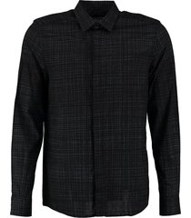 antony morato straight fit soepel overhemd