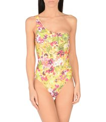 pistol panties one-piece swimsuits