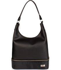 bolsa feminina térmica cor preto modelo maria da marca lefity