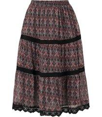 kjol yora maxi skirt