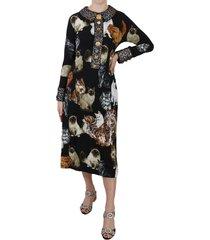 bengaal crystal jacquard jurk