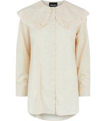 långskjorta pcbibi ls shirt