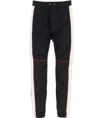 dsquared2 logo jogger pants
