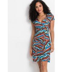 jurk met ritssluiting