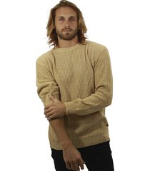 sweater camel redskin bicolor