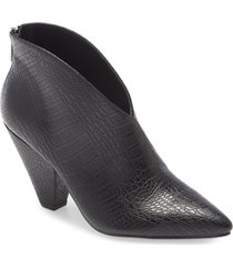 women's chinese laundry rudie bootie, size 10 m - black