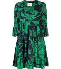 jennifer leaf mini dress