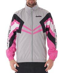 jacket 1/2 zip mvb - high rise 173618-c8228
