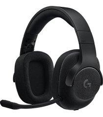audifono diadema gamer g433 7.1 surround black