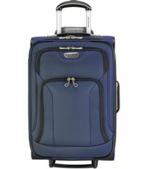 "ricardo monterey 2.0 21"" 2-wheel softside carry-on spinner"