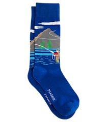 jos. a. bank fisherman patterned socks clearance