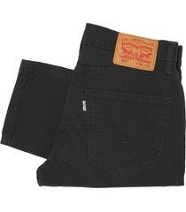 levi's carbon 502 regular tapered stretch denim jeans 29507-0050