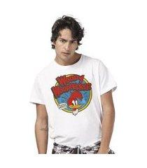 camiseta bandup pica pau woody woodpecker